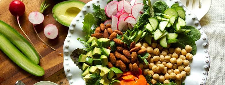 Menu végétarien pour une semaine – 5 octobre