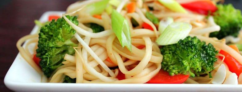 Menu végétarien pour une semaine – 12 octobre