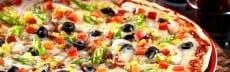 recette pizza végétarienne