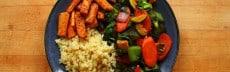 salade quinoa déjeuner qau bureau