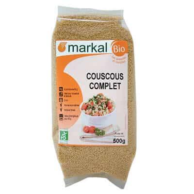 Acheter couscous complet bio - produit végétarien