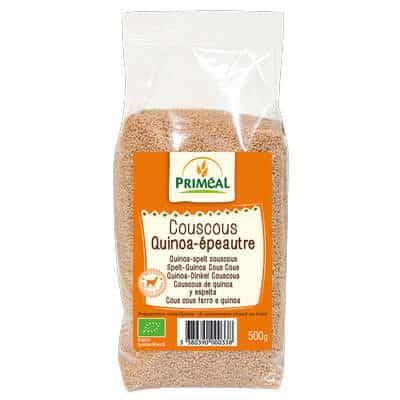 Acheter couscous quinoa épeautre bio- produits végétariens