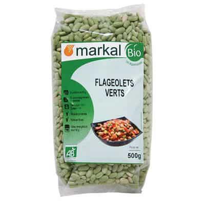 acheter flageolets verts bio - produits végétariens