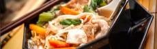 recette de fondue chinoise végétarienne