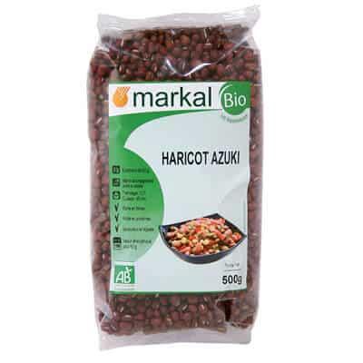Acheter haricots azuki bio - produits végétariens
