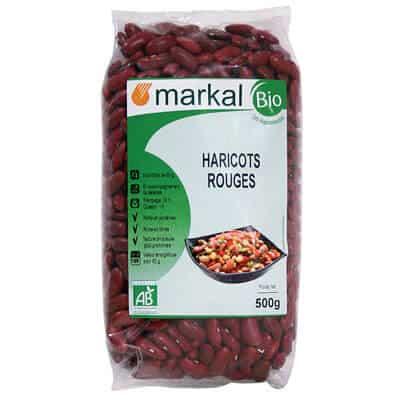 Acheter haricots rouges bio - produits végétariens