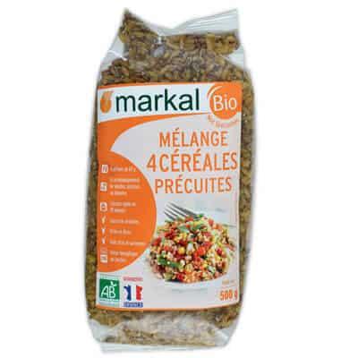 Acheter mélange 4 céréales bio