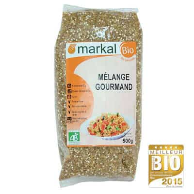 Mélange gourmand Markal bio
