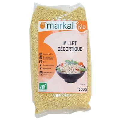 Acheter du millet décortiqué bio