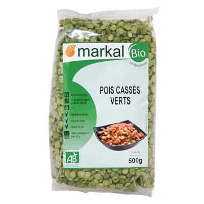 acheter pois cassés bio - produits végétariens