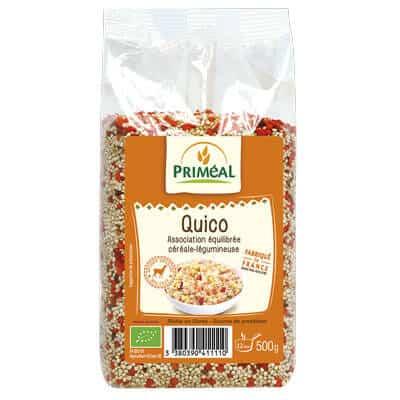 Quico Priméal - produit végétarien