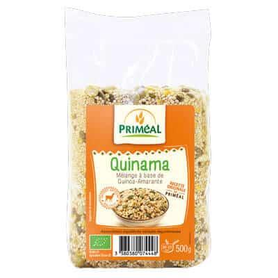 Achetez quinama Priméal - produit végétarien bio