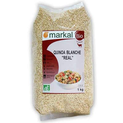 Quinoa blanche real – Markal