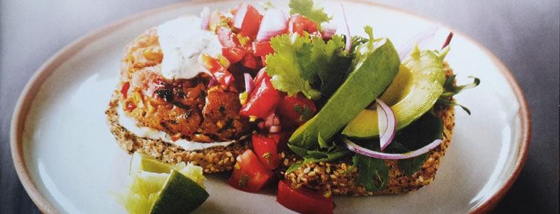 Sujet unique : Recettes Vegan pour tous ! - Page 4 Recette-burger-vegetarien-aux-haricots