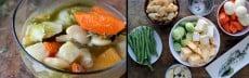 recette pot-au-feu végétarien