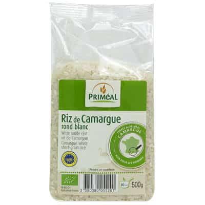 riz camargue rond blanc - produit végétarien