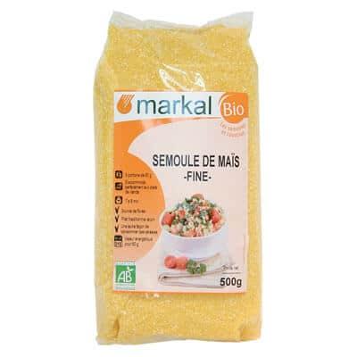 semoule maïs fine - céréales - produit végétarien