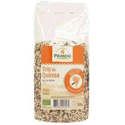 Trio de quinoa bio Priméal