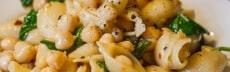 recette végétarienne salade de pâtes