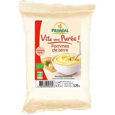 Purée de pommes de terre Priméal