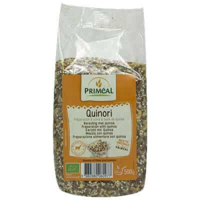 quinori - priméal - produit végétarien