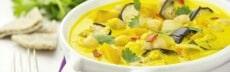 recette végétarienne curry de légumes
