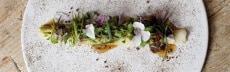 recette végétarienne poireaux fumes