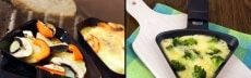 Recette raclette végétarienne