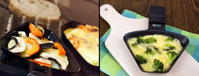 recette vegetarienne raclette. Black Bedroom Furniture Sets. Home Design Ideas