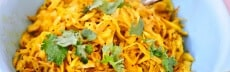 recette végétarienne salade choux blanc curcuma