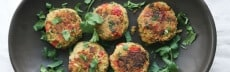 Recette burger quinoa pois chiches