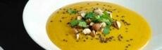recettes végétarienne soupe lentilles blondes