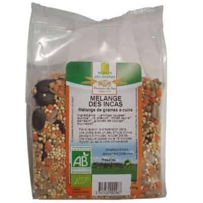 Mélange des Incas - produit végétarien bio