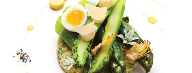 Menu végétarien pour la semaine – 4 avril