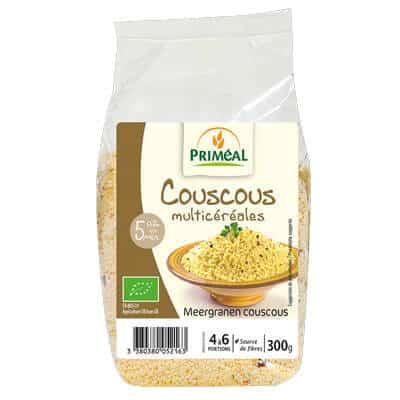 Couscous multicereales - Priméal