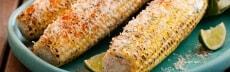 maïs grillé mexicaine barbecue