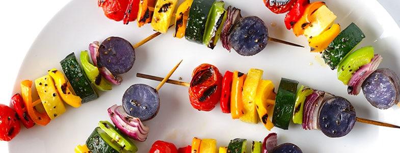 menus végétariens 30 mai