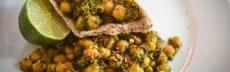 recettes végétarienne pois chiches