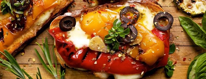 Menu végétarien de la semaine – 25 juillet