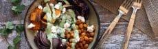 menu végétarien semaine 19 semaine