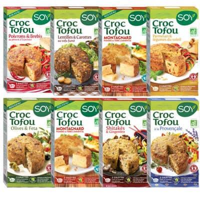 croc tofu soy