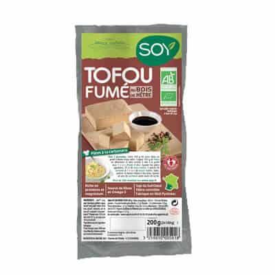 Tofu fumé soy