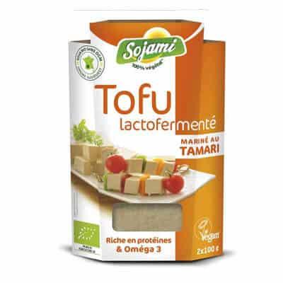 tofu tamari sojami