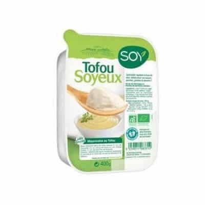 tofu soyeux soy