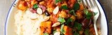 recette vegetarienne ragout marocain
