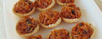 recette végétarienne tarte carottes indienne