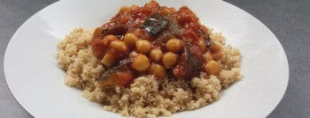 recette vegetarienne couscous express
