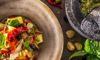 Menu végétarien de la semaine – 22 mai 2017