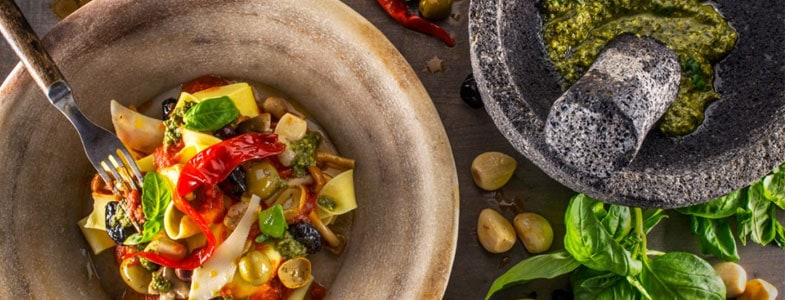 Menu végétarien de la semaine - 22 mai 2017