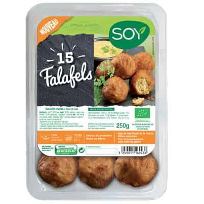 falafel soy